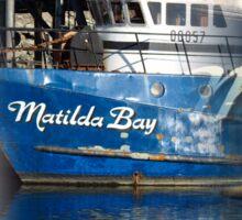 Matilda Bay Sticker