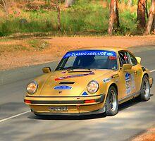Porsche 911 - 1974 by Geoffrey Higges
