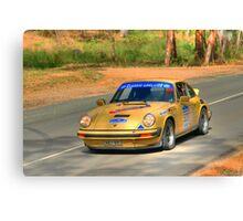 Porsche 911 - 1974 Canvas Print