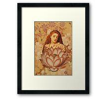 Leila Framed Print
