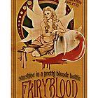 True Blood – Fairy Blood - Sookie Stackhouse by riogirl9909