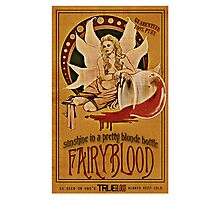 True Blood – Fairy Blood - Sookie Stackhouse Photographic Print