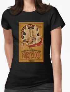 True Blood – Fairy Blood - Sookie Stackhouse Womens Fitted T-Shirt