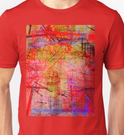the city 35b Unisex T-Shirt
