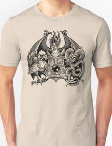 Guardian Forces - Monochrome T-Shirt