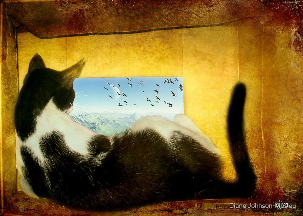 Finn's World by Diane Johnson-Mosley