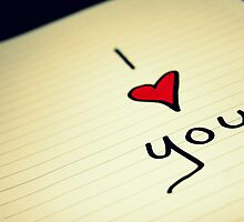 I (heart) You by Michael Krysiewicz