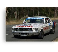 Ford Mustang - 1967 Canvas Print