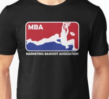 Marketing Baskoot Association (dark shirts) Unisex T-Shirt