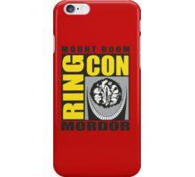 RingCon - Mordor iPhone Case/Skin
