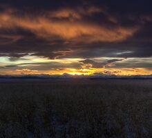 Chinooking Sunset by JamesA1