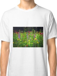 Mountain Lupine Classic T-Shirt