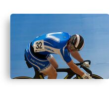 Shane Perkins - Mens Sprint Canvas Print