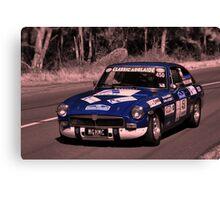 MG B GT - 1973 Canvas Print
