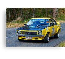 Holden Torana A9X - 1977 Canvas Print