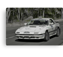 Mazda RX7 Turbo - 1981 Canvas Print