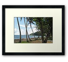 Bingil Bay Framed Print