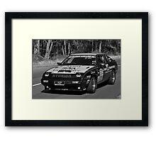 Mitsubishi Starion Turbo - 1981 Framed Print