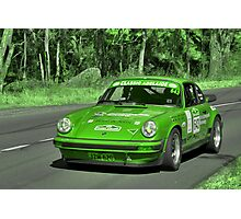 Porsche Carrera - 1977 Photographic Print