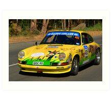 Porsche 911 2.4S Coupe Art Print