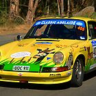 Porsche 911 2.4S Coupe by Geoffrey Higges