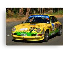Porsche 911 2.4S Coupe Canvas Print