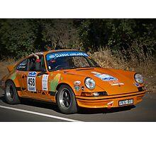Porsche 911 Carrera - 1970 Photographic Print