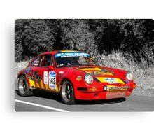 Porsche 911 Carrera RS - 1974 Canvas Print