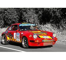 Porsche 911 Carrera RS - 1974 Photographic Print