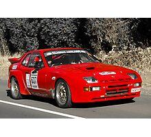 Porsche 924 GTS - 1981 Photographic Print
