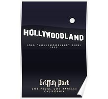 Griffith Park: The Hollywood Sign Poster