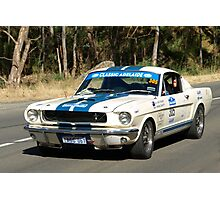 Ford Mustang - 1967 Photographic Print