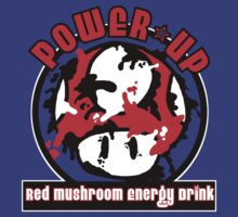 Power-Up Energy Drink by MightyRain