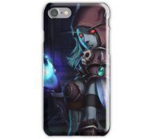 Sylvanas Windrunner iPhone Case/Skin