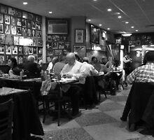 Carnegie Deli(best pastrami in N.Y) by bertipictures