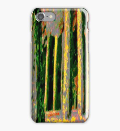 Trees #10 iPhone Case/Skin