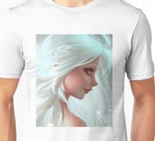 Cute girl art Unisex T-Shirt