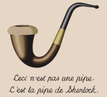 Sherlock's Pipe - The Treachery of Homages by Mephias