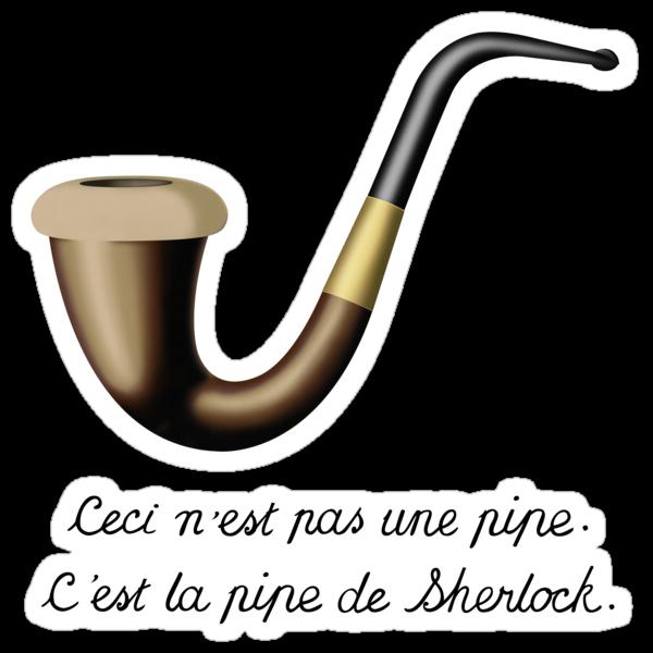Sherlock's Pipe - The Treachery of Homages by Mephias