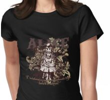 Queen Alice Carnivale Style Womens Fitted T-Shirt