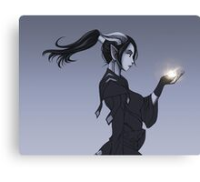 Draenei Priest Canvas Print