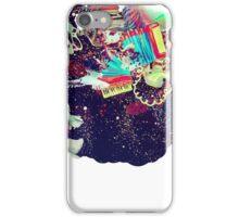 Cool crazy art  iPhone Case/Skin