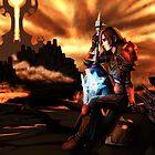 Warrior in the Firelands by Nancy Cho
