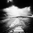 Cloud Watching 3 (Peak District) by Rory Garforth