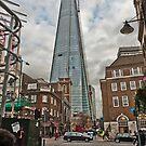Shard Skyscraper by DonDavisUK