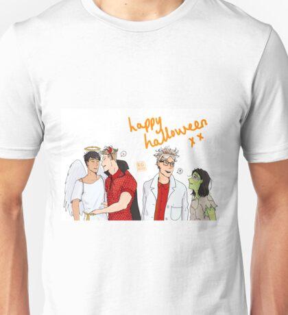 Halloween Solitaire Unisex T-Shirt