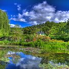 Claude Monet's garden... by jean-jean