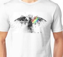 Freedom eagle  rainbow Unisex T-Shirt