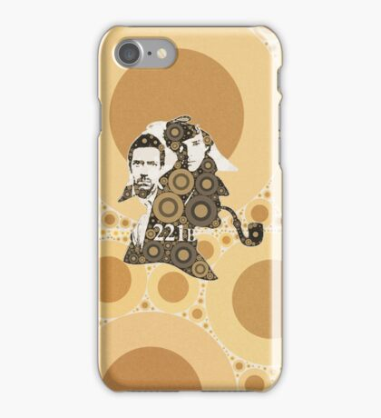 Residents of 221B iPhone Case/Skin