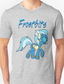 frostbite wonder bolt (my little pony brony art) T-Shirt